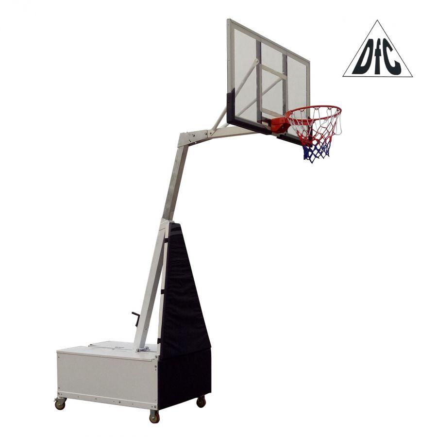 Мобильная баскетбольная стойка DFC STAND60SG