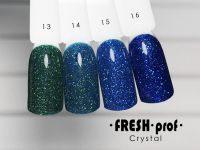 Гель-лак Fresh Prof Crystal №14