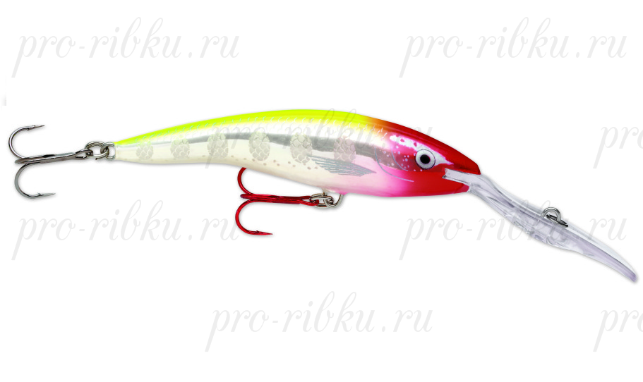 ВОБЛЕР RAPALA DEEP TAIL DANCER TDD07 цв. CFL