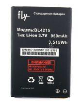 Аккумулятор FLY BL4215 для телефона Q115, MC180, MC181, B501 950 mah