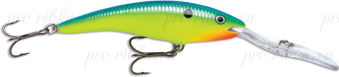 ВОБЛЕР RAPALA DEEP TAIL DANCER TDD09 цв. PRT