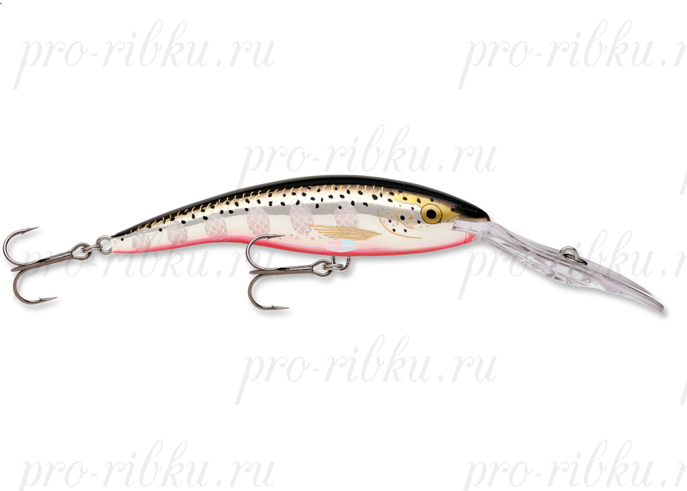 ВОБЛЕР RAPALA DEEP TAIL DANCER TDD11 цв. SFL