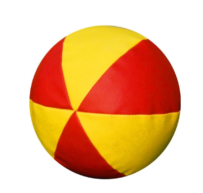 Мяч сенсорный мягконабивной 0,3кг