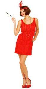 Платье Лайзы красное