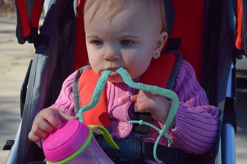 Ловец детских бутылочек Cup Catcher
