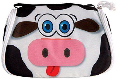 Детская сумка-холодильник для обедов Snack Pets ( Персонаж: Буренка )