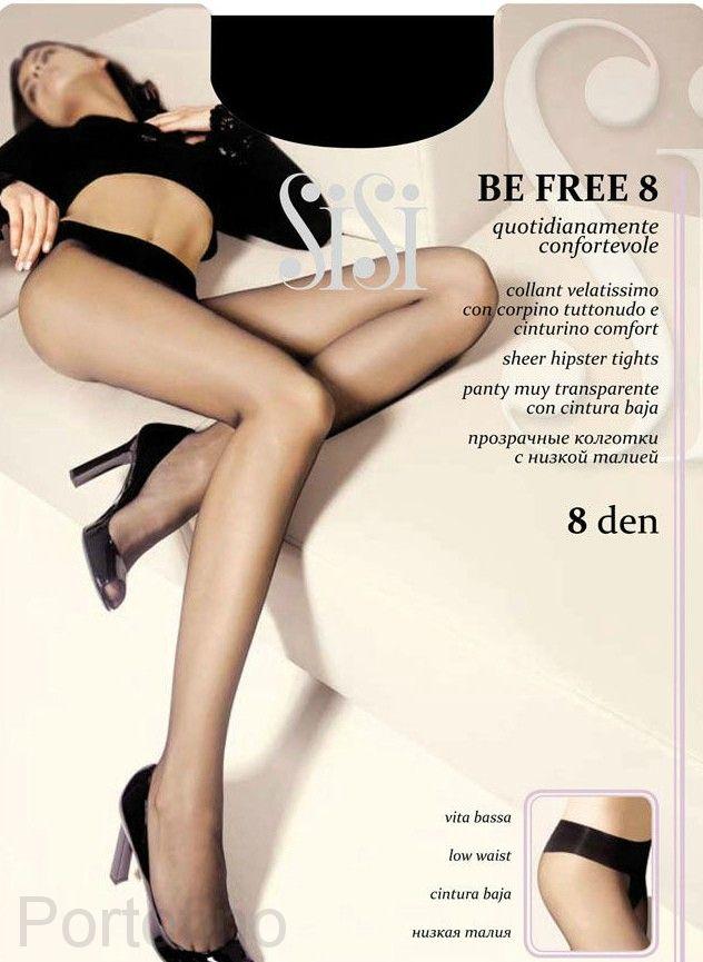 Be Free 8 V.B. женские колготки Sisi