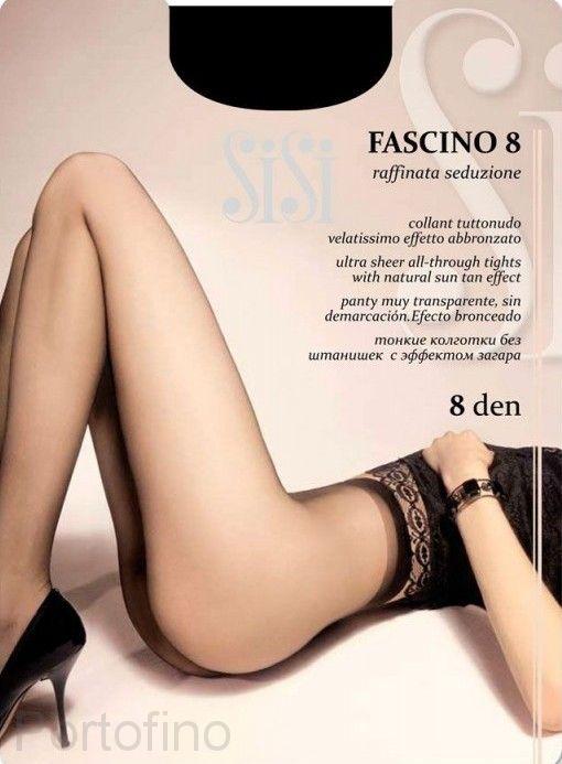 Fascino 8 женские колготки Sisi