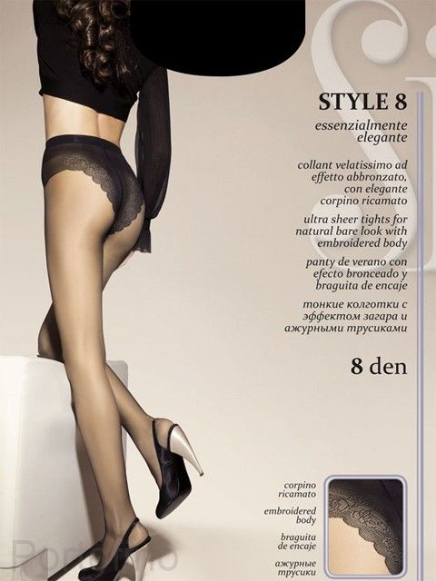 Style 8 женские колготки Sisi