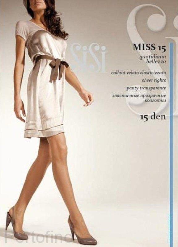 Miss 15 женские колготки Sisi