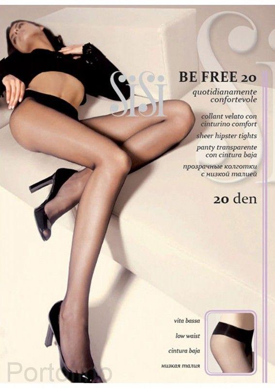 Be Free 20 женские колготки Sisi