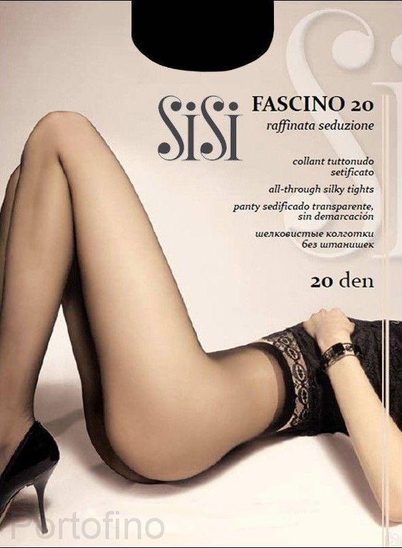 Fascino 20 женские колготки Sisi