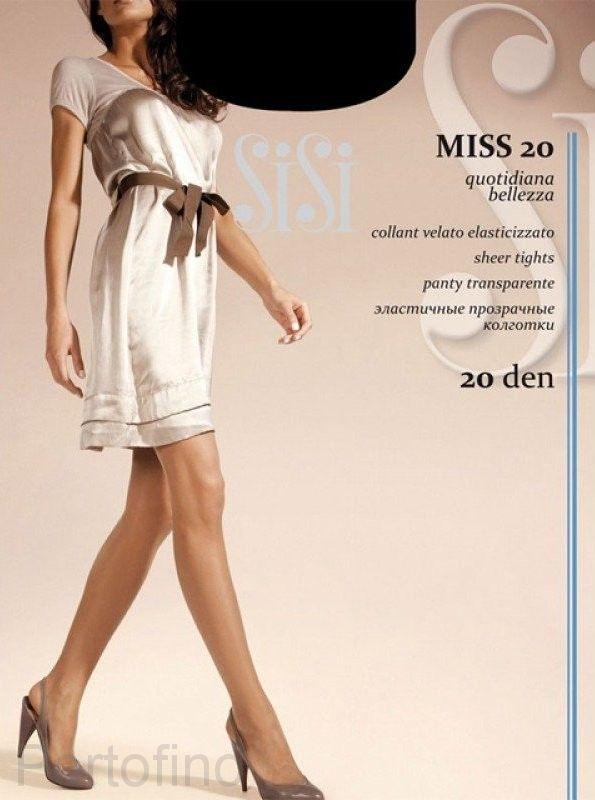Miss 20 женские колготки Sisi
