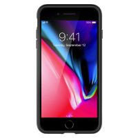 Чехол Spigen Ultra Hybrid 2 для iPhone 8 Plus черный