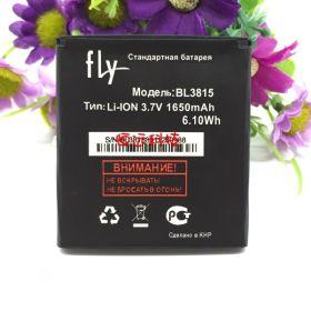 Аккумулятор Fly BL3815 для телефона IQ4407 ERA Nano 7 1650mAh