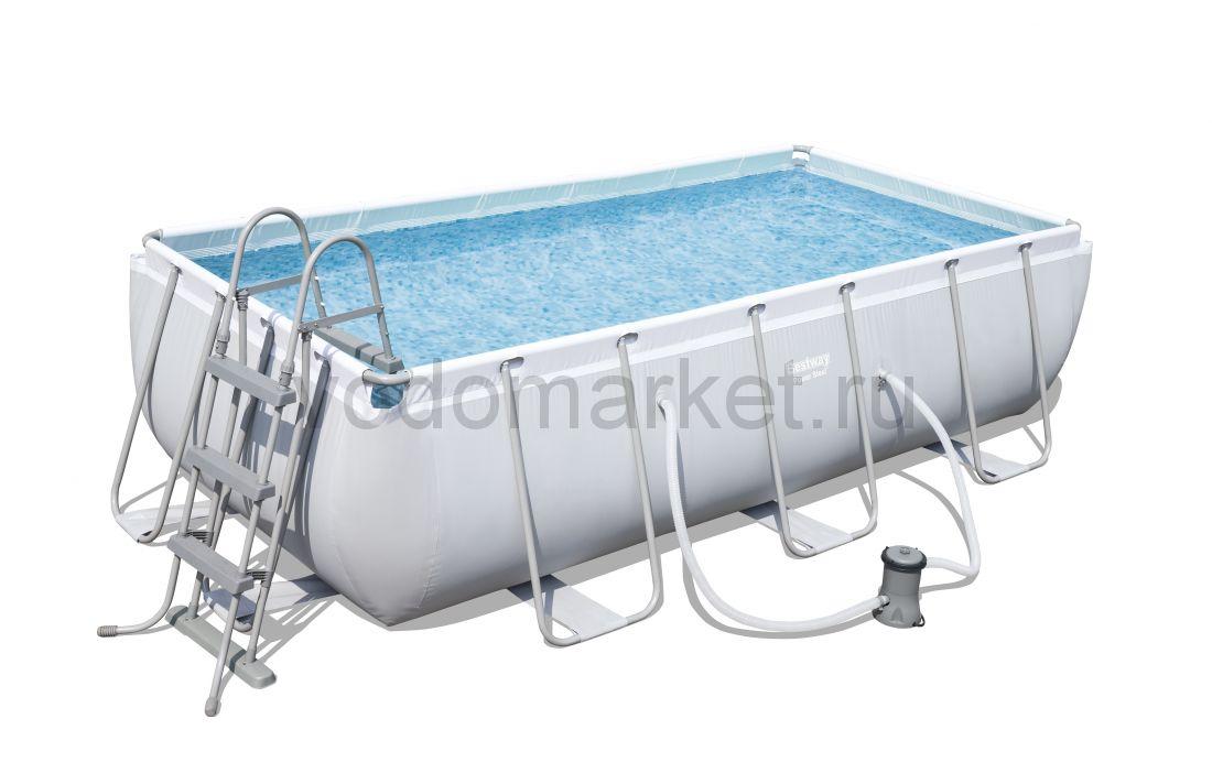 404х201х100см (56441) Bestway каркасный бассейн