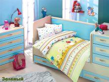 """Комплект постельного белья для новорожденных """"ALTINBASAK""""  CIK-CIK Арт.268/4-3"""