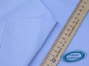 Хлопок однотонный VT-9725/C#7 голубой