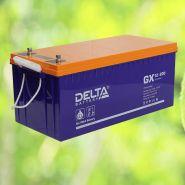 Гелевая аккумуляторная батарея Delta-GEL GX 12-200