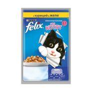 Felix Курица в желе для котят (85 г)