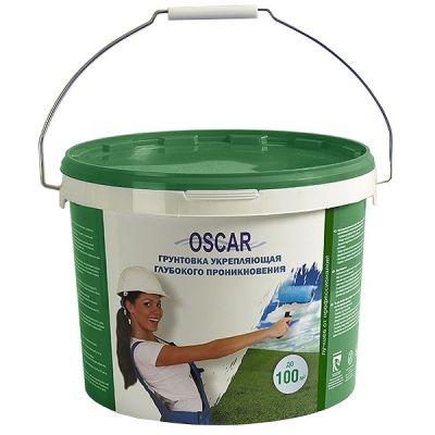 Грунтовка глубокого проникновения Oscar укрепляющая 10 кг