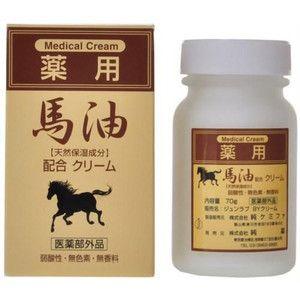 Крем BAYU с лошадиным жиром для проблемной кожи, 70гр.