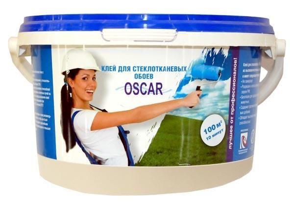 Клей обойный Oscar для стеклообоев 10 кг