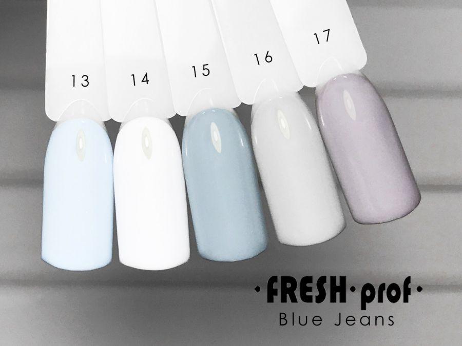 Гель-лак Fresh Prof BLUE 10г  B13