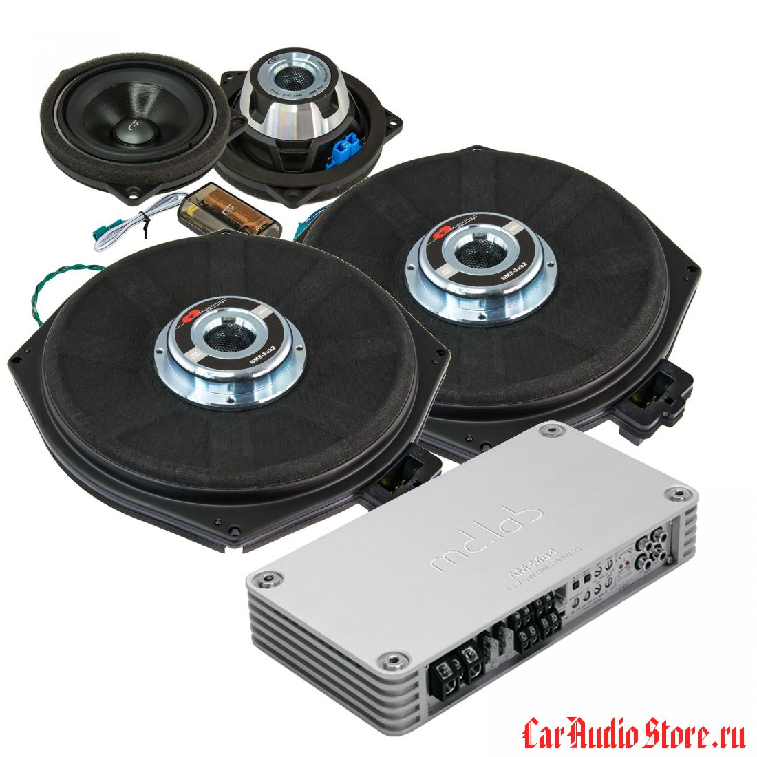Base Kit Plus CDT Audio 1.2 (MD LAB)