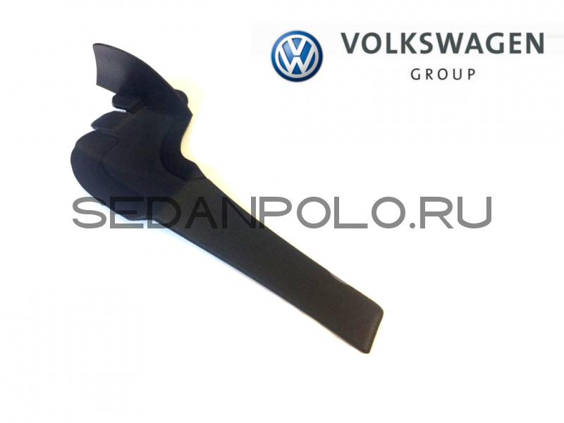 Накладка крыла левого POLO sedan (VAG)