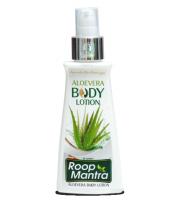 Руп Мантра увлажняющий лосьон для тела Алоэ вера Дивиса| Roop Mantra Aloevera Body Lotion