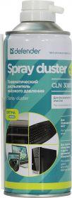 Спрей для очистки клавиатуры Defender CLN 30805 Optima 400мл.