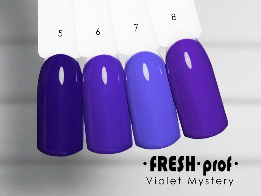 Гель-лак Fresh Prof  Violet Mystory V 5