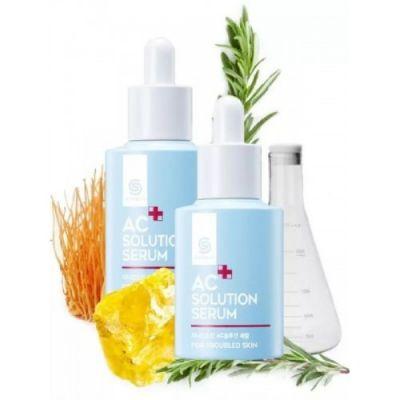 Сыворотка для проблемной кожи Berrisom AC Solution Serum 30ml