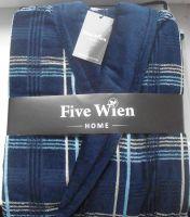 Классический мужской халат Cotton Lux 2, Five Wien