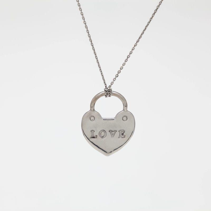 """Подвеска серебряная """"Love"""""""