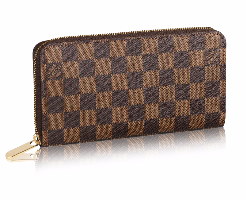 LV Zippy Wallet Damier 91190