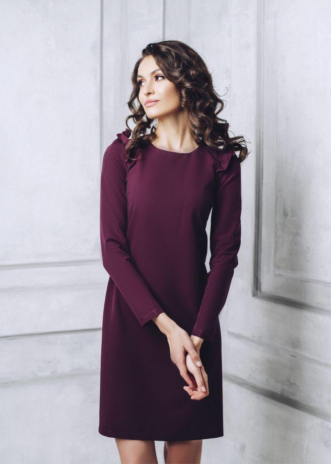 0877. Платье