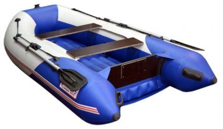 Надувная лодка HUNTERBOAT Стелс 315 аэро
