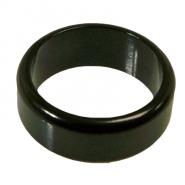 Магнитное кольцо Wizard DarK FLAT Band PK Ring с DVD (размер 17 мм)