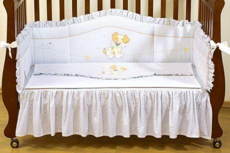 Набор постельного белья для новорожденных (4 предмета) GIOVANNI PUPPY