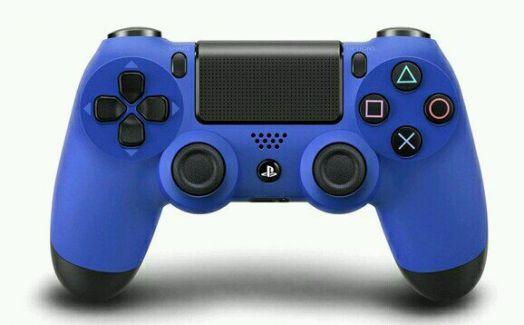 Геймпад Sony PlayStation 4 синий (версия v2 !!!)