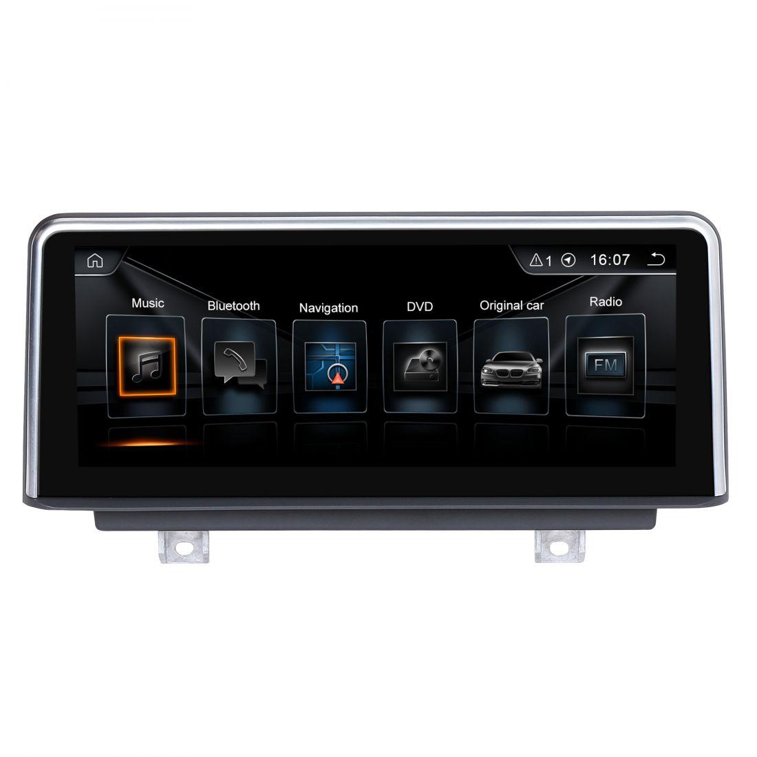 "Radiola NAV-RDL-8211 BMW 2 серии F22/F23 (Cabrio 2013-2016 NBT 6pin) Android 9, 10.25""дюймов Магнитола"