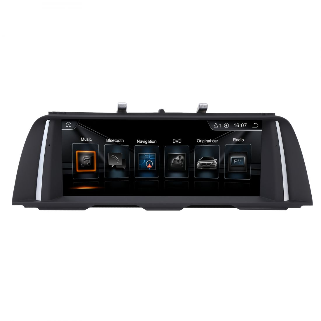 "Radiola NAV-RDL-8218  Магнитола BMW 5 серии F10/F11 (2013-2017) Android 8.1, 10,25"""
