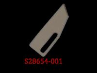 Нож обрезки нити BROTHER S28654-001