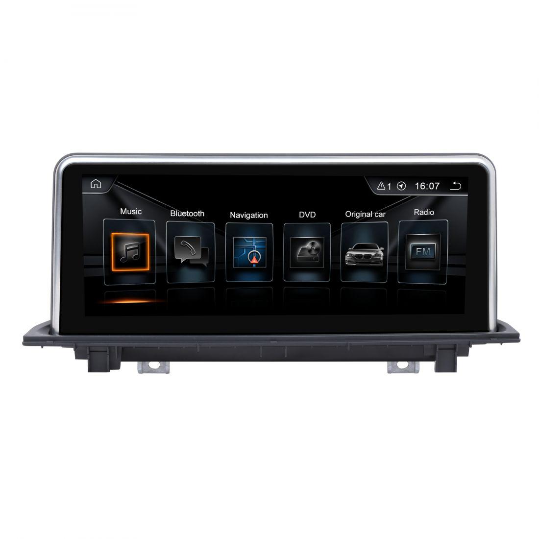 "Radiola NAV-RDL-8209 NBT Магнитола BMW X1 F48  (2016-2017) Android 8.1, 10,25"""