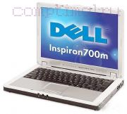 "Ноутбук Dell Inspiron 700m (12.1""-1280x800/Pentium M 1.6/2.0Gb/80Gb/Win XP Pro)"