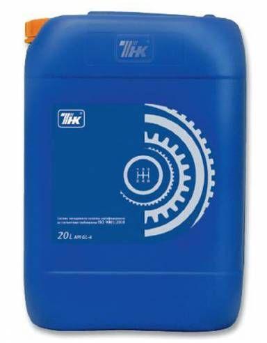 ТНК Trans Gipoid   SAE 80w90 API GL-5(20л)  (1шт) (масло трансмиссионное,минеральное)