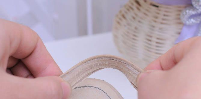 Гелевые самоклеящиеся полоски для ремешков обуви Gel Strip (4 шт)