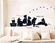 """стикер """"кошки"""""""